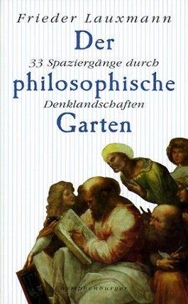 Der philosophische Garten