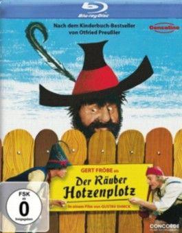 Der Räuber Hotzenplotz, 1 Blu-ray