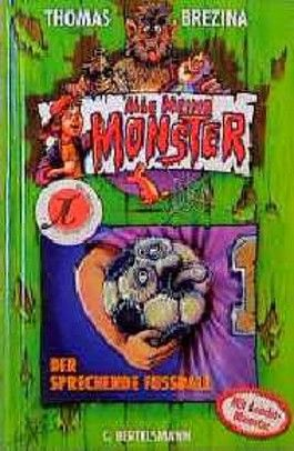 Alle meine Monster 10: Der sprechende Fußball