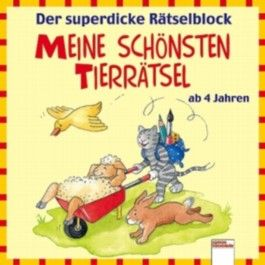 Der superdicke Rätselblock