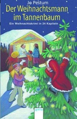 Der Weihnachtsmann im Tannenbaum