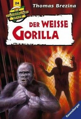 Die Knickerbocker-Bande: Der weiße Gorilla