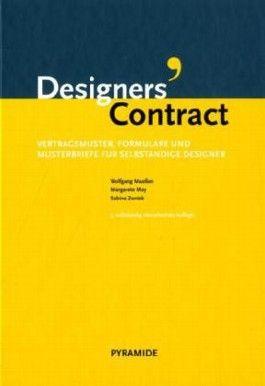Designers' Contract, m. CD-ROM