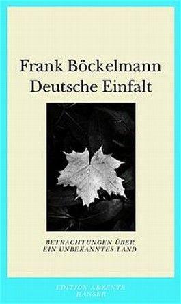 Deutsche Einfalt