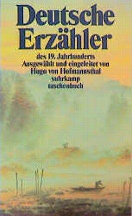 Deutsche Erzähler. Bd.1