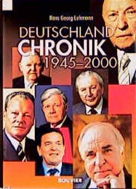 Deutschland Chronik 1945-2000