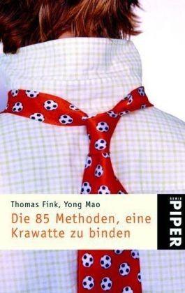 Die 85 Methoden eine Krawatte zu binden