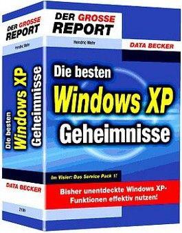Die besten Windows XP Geheimnisse.