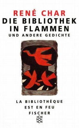 Die Bibliothek in Flammen und andere Gedichte