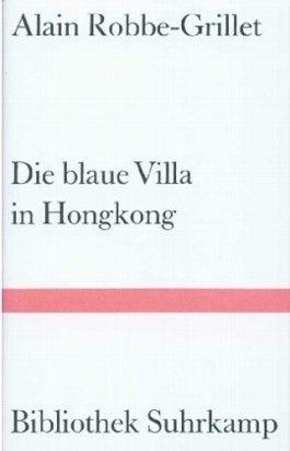 Die blaue Villa in Hongkong