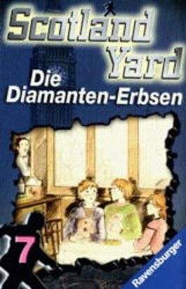 Die Diamanten-Erbsen, 1 Cassette