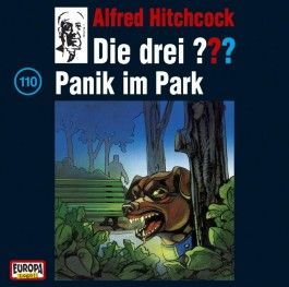 Die drei ??? - Panik im Park