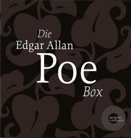 Die Edgar Allan Poe Box (Der Untergang des Hauses Usher /Die Maske des roten Todes /Die Grube und das Pendel /Der Goldkäfer /Spukgeschichten)