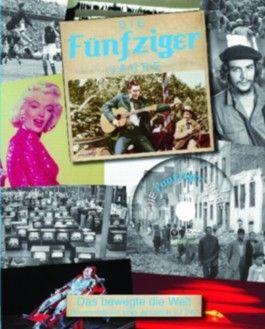 Die Fünfziger Jahre, Buch + 1 DVD
