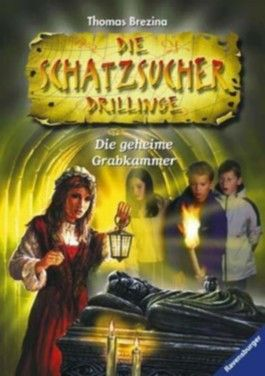Die Schatzsucher Drillinge - Die geheime Grabkammer