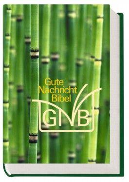 Die Gute Nachricht Bibel, Senfkornausgabe, Young Edition, Bambus (Nr.1609)