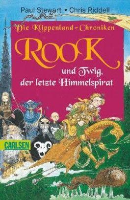 Die Klippenland-Chroniken, Band 5: Rook und Twig, der letzte Himmelspirat