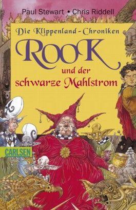 Die Klippenland-Chroniken, Band 6: Rook und der schwarze Mahlstrom