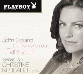Die Memoiren der Fanny Hill - Playboy Hörbuch-Edition