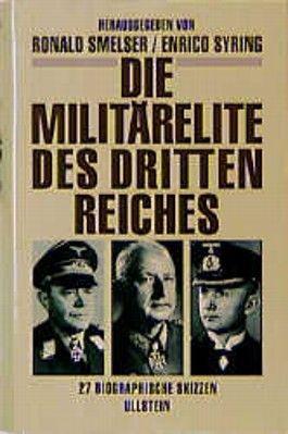 Die Militärelite des Dritten Reiches