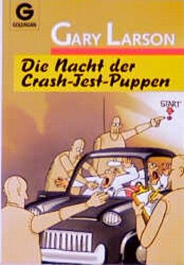 Die Nacht der Crash- Test - Puppen. Cartoons.