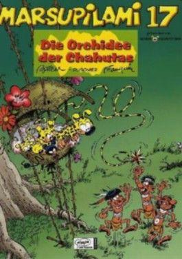 Die Orchidee der Chahutas