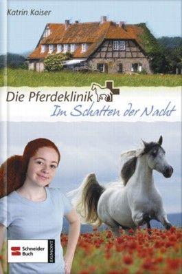 Die Pferdeklinik, Band 3