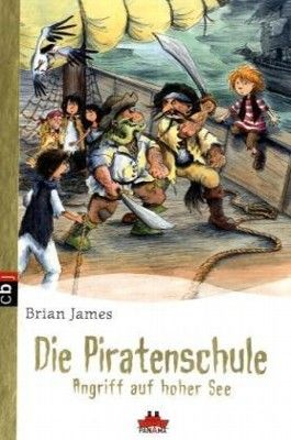 Die Piratenschule - Angriff auf hoher See