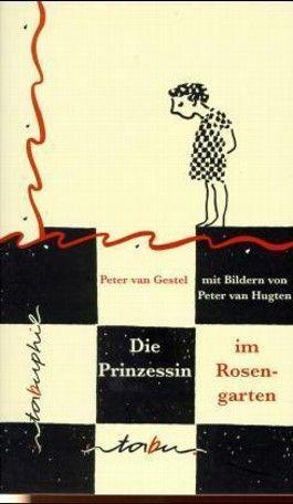 Die Prinzessin im Rosengarten