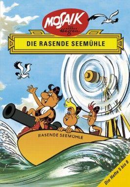 Die rasende Seemühle (Hefte 5 bis 8) (Mosaik Digedags)