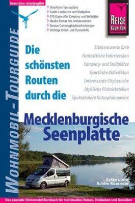 Die schönsten Routen durch die Mecklenburgische Seenplatte - Wohnmobil-Tourguide