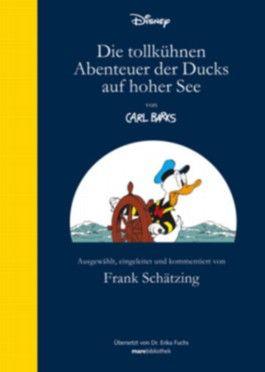 Die tollkühnen Abenteuer der Ducks auf hoher See - Vorzugsausgabe