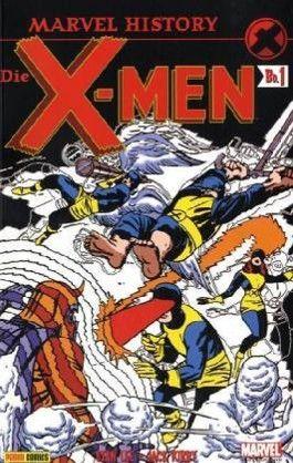Die X-Men. Bd.1