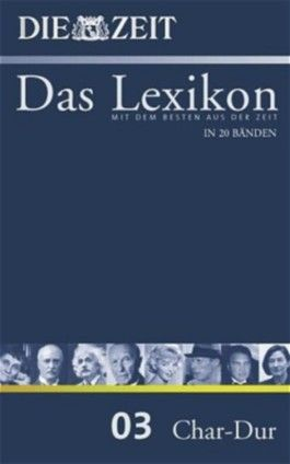 DIE ZEIT, Das Lexikon. Bd.3