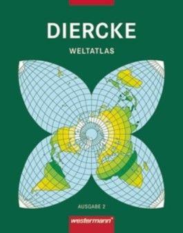 Diercke Weltatlas Ausgabe 2 / Diercke Weltatlas 2