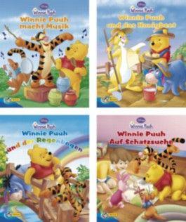 Disney Winnie Puuh. Nr.1-4