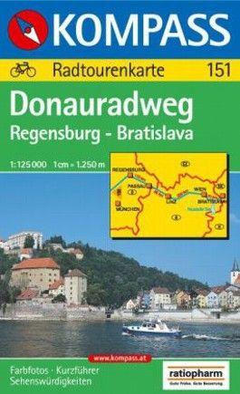 Donau-Radweg Regensburg - Bratislava
