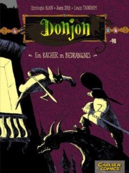Donjon, Bd.98, Ein Rächer in Bedrängnis