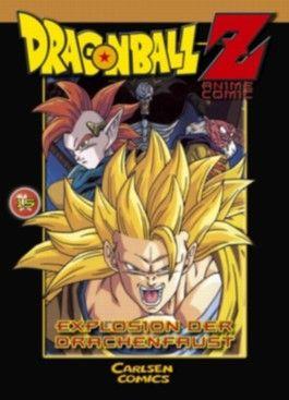 Dragon Ball Z - Band 15: Explosion der Drachenfaust