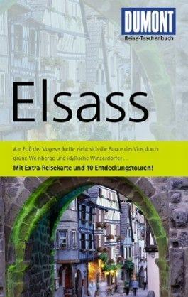 DuMont Reise-Taschenbuch Reiseführer Elsass