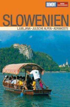 DuMont Reise-Taschenbuch Reiseführer Slowenien