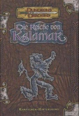 Dungeons & Dragons, Die Reiche von Kalamar