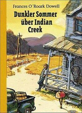 Dunkler Sommer über Indian Creek
