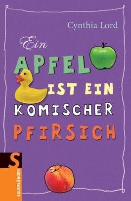 Ein Apfel ist ein komischer Pfirsich