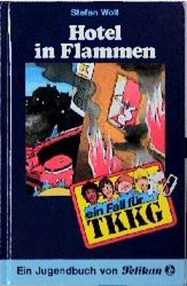 Ein Fall für TKKG, Bd.37, Hotel in Flammen