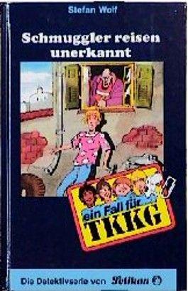 Ein Fall für TKKG, Bd.71, Schmuggler reisen unerkannt