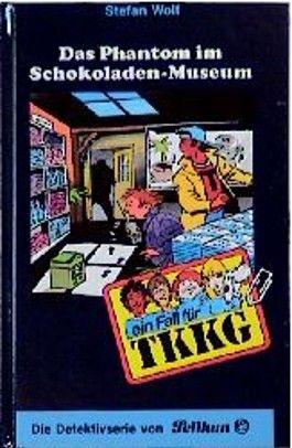 Ein Fall für TKKG, Bd.79, Das Phantom im Schokoladen-Museum
