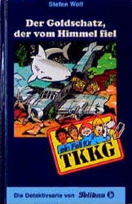 Ein Fall für TKKG, Bd.89, Der Goldschatz, der vom Himmel fiel