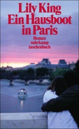 Ein Hausboot in Paris