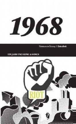 Ein Jahr und seine 20 Songs - 1968, m. Audio-CD